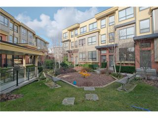 """Photo 9: # 111 1859 STAINSBURY AV in Vancouver: Victoria VE Townhouse for sale in """"THE WORKS @ COMMERCIAL DRIVE"""" (Vancouver East)  : MLS®# V990746"""