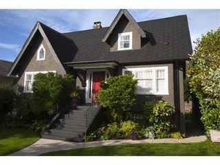 Photo 1: 6637 BEECHWOOD Street in Vancouver West: Home for sale : MLS®# V852461