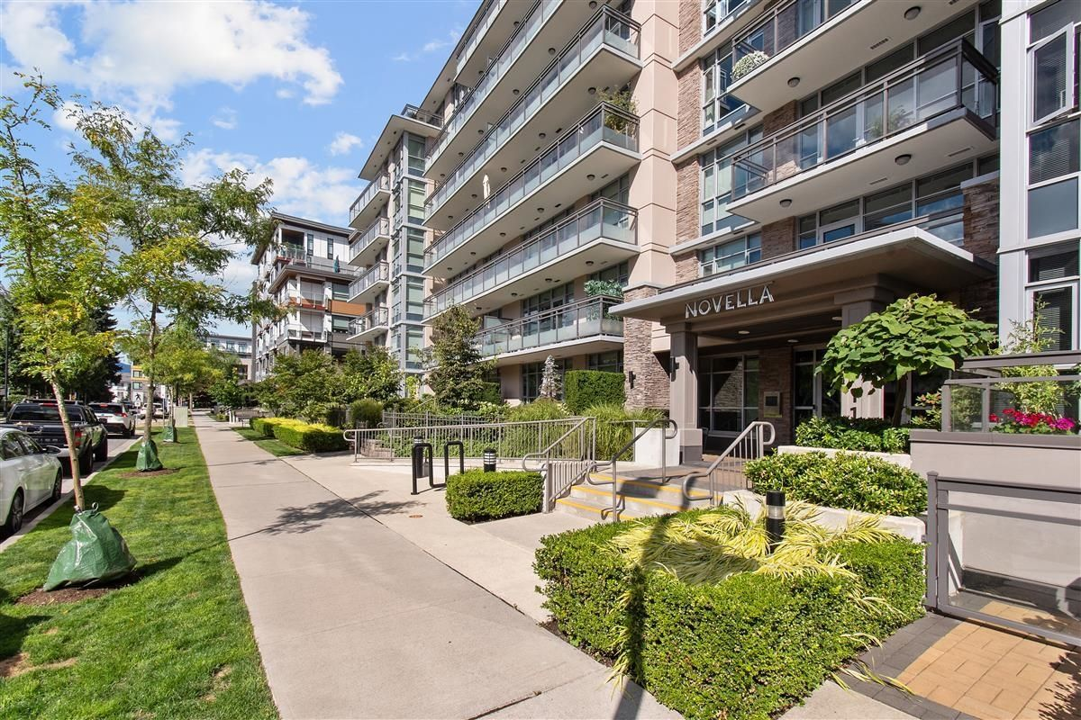 """Main Photo: 702 711 BRESLAY Street in Coquitlam: Coquitlam West Condo for sale in """"Novella"""" : MLS®# R2613486"""