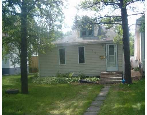 Main Photo: 164 PARKVIEW Street in WINNIPEG: St James Single Family Detached for sale (West Winnipeg)  : MLS®# 2709432