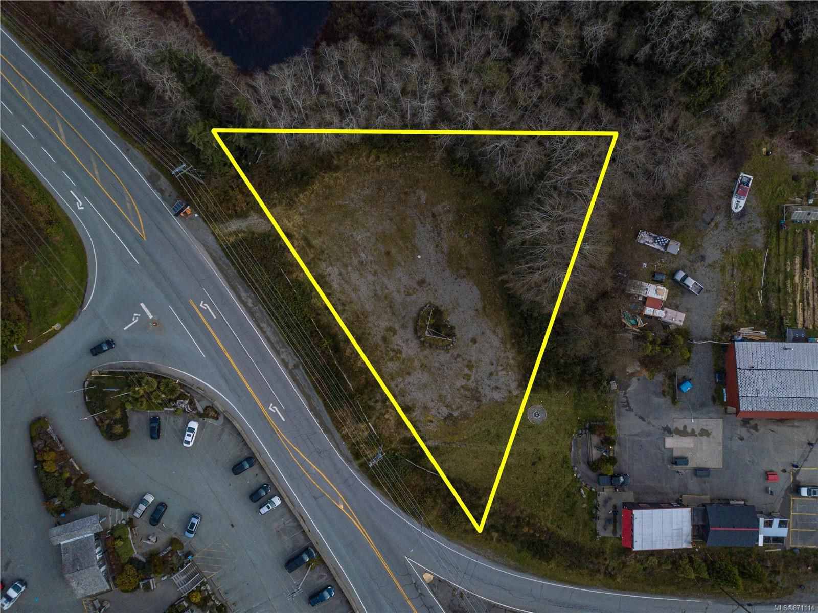 Main Photo: BLOCK A Pacific Rim Hwy in : PA Ucluelet Land for sale (Port Alberni)  : MLS®# 871114