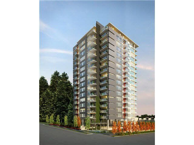 Main Photo: 908 5728 BERTON Avenue in Vancouver: University VW Condo for sale (Vancouver West)  : MLS®# V1050698