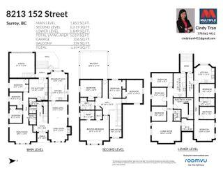 Photo 21: 8213 152 Street in Surrey: Fleetwood Tynehead House for sale : MLS®# R2620325