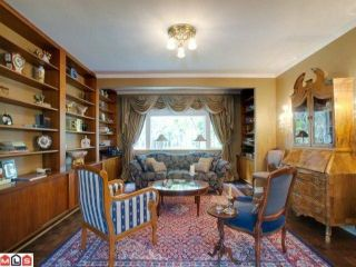 Photo 7: 13887 16TH Avenue in Surrey: Sunnyside Park Surrey House for sale (South Surrey White Rock)  : MLS®# F1110014