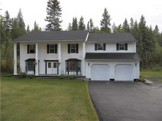 """Photo 1: 3306 EAGLE Way: 150 Mile House House for sale in """"BORLAND VALLEY"""" (Williams Lake (Zone 27))  : MLS®# N222797"""