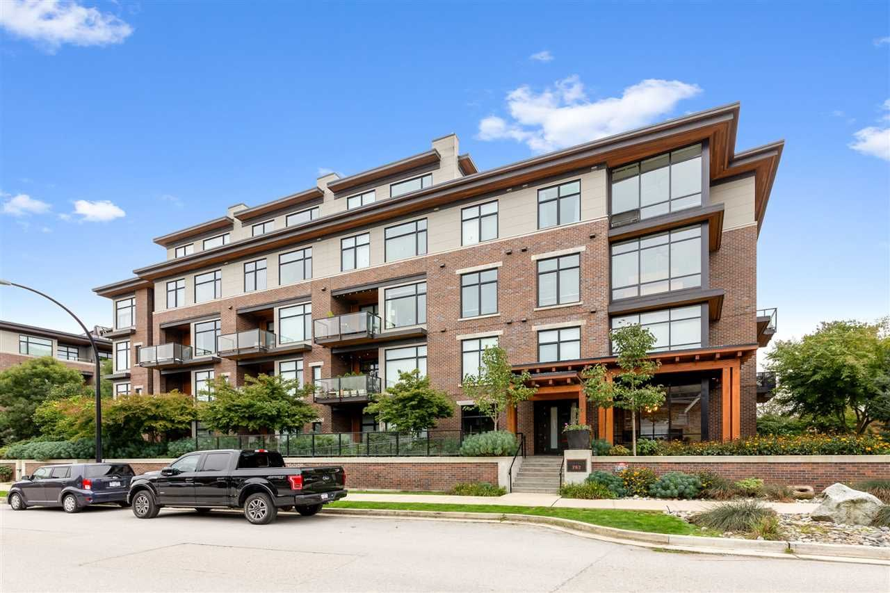 """Main Photo: 108 262 SALTER Street in New Westminster: Queensborough Condo for sale in """"Portage at Port Royal"""" : MLS®# R2509481"""
