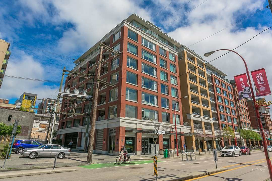 """Photo 19: Photos: 702 221 UNION Street in Vancouver: Strathcona Condo for sale in """"V6A"""" (Vancouver East)  : MLS®# R2372074"""