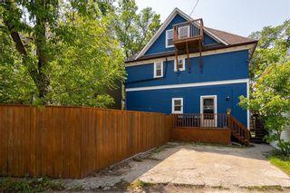 Photo 28: 781 Honeyman Avenue in Winnipeg: Wolseley Residential for sale (5B)  : MLS®# 202118531