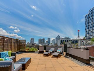 """Photo 13: PH3 36 WATER Street in Vancouver: Downtown VW Condo for sale in """"TERMINUS"""" (Vancouver West)  : MLS®# R2082070"""