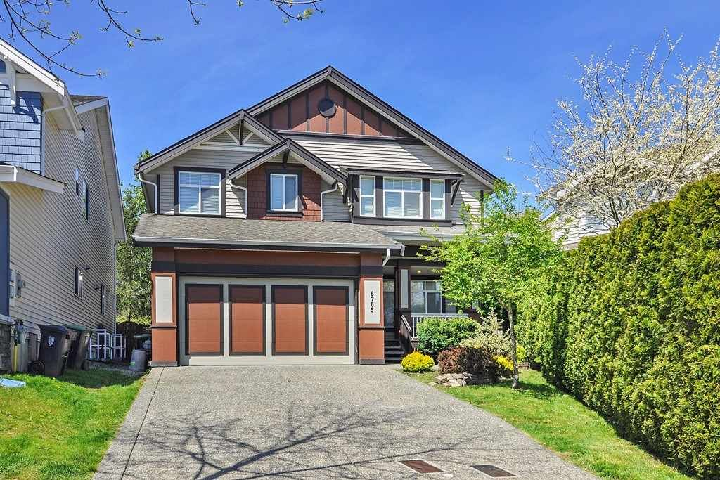"Main Photo: 6765 204B Street in Langley: Willoughby Heights House for sale in ""Tanglewood"" : MLS®# R2365146"