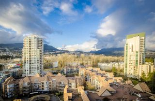 "Photo 1: 1406 3071 GLEN Drive in Coquitlam: North Coquitlam Condo for sale in ""PARC LAURANT"" : MLS®# R2144375"