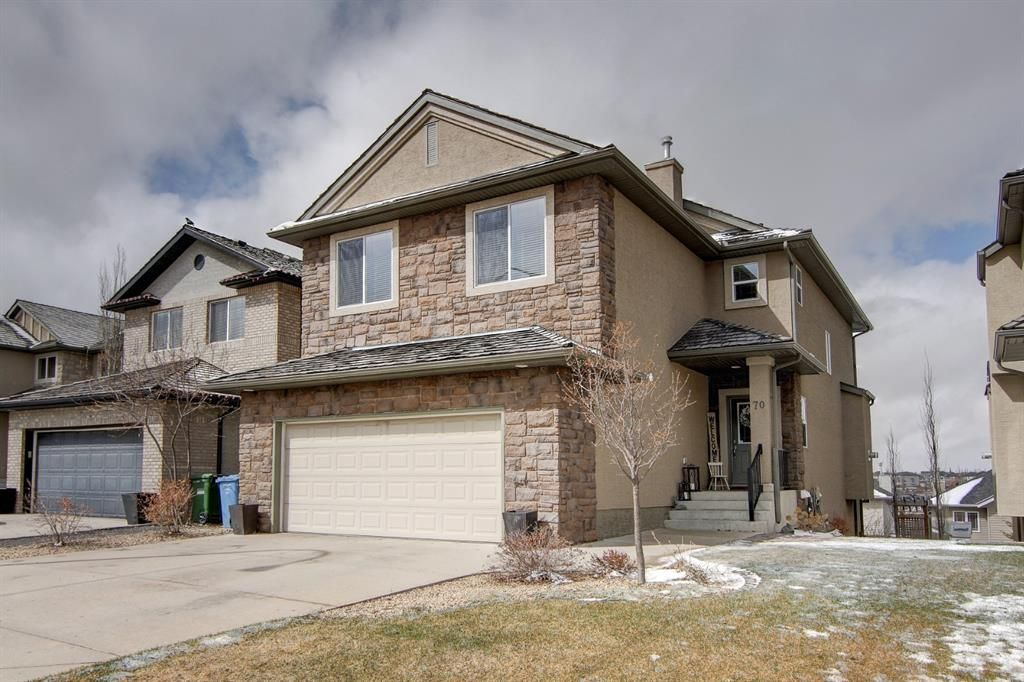 Main Photo: 70 Royal Ridge Mount NW in Calgary: Royal Oak Detached for sale : MLS®# A1101714