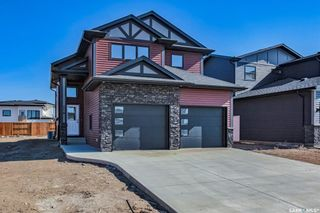 Photo 1: 114 Kenaschuk Crescent in Saskatoon: Aspen Ridge Residential for sale : MLS®# SK851162