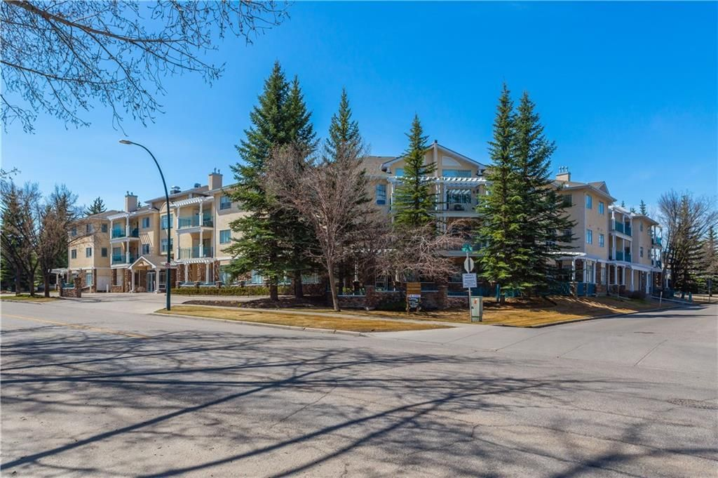 Main Photo: 209 9449 19 Street SW in Calgary: Palliser Apartment for sale : MLS®# A1057053