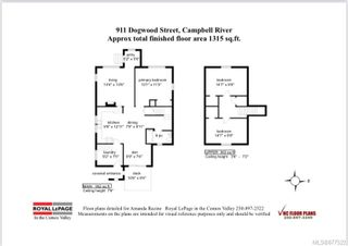 Photo 41: 911 Dogwood St in : CR Campbell River Central House for sale (Campbell River)  : MLS®# 877522
