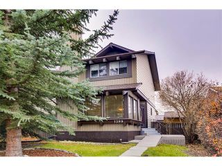 Photo 1: 1399 BERKLEY Drive NW in Calgary: Beddington Heights House for sale