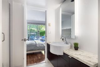 """Photo 12: 1063 HOMER Street in Vancouver: Yaletown Townhouse for sale in """"Domus"""" (Vancouver West)  : MLS®# R2591006"""