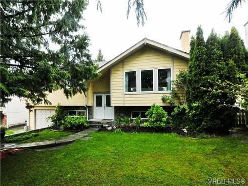 Main Photo: 4116 Cabot Place in VICTORIA: SE Lambrick Park Residential for sale (Saanich East)  : MLS®# 337035
