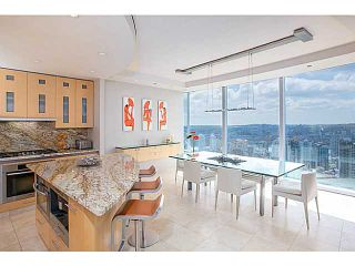 Photo 4: 3904 938 Nelson Street in Vancouver: Downtown VW Condo for sale (Vancouver West)  : MLS®# V1078351