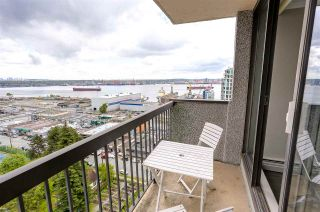 Photo 7: 1507 145 ST. GEORGES AVENUE in North Vancouver: Lower Lonsdale Condo for sale : MLS®# R2203430