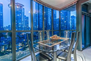 """Photo 10: 803 1239 W GEORGIA Street in Vancouver: Coal Harbour Condo for sale in """"The Venus"""" (Vancouver West)  : MLS®# R2174142"""