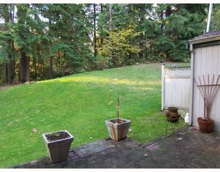 Photo 9: 831 ALEXANDER Bay in Port_Moody: North Shore Pt Moody Townhouse for sale (Port Moody)  : MLS®# V679420