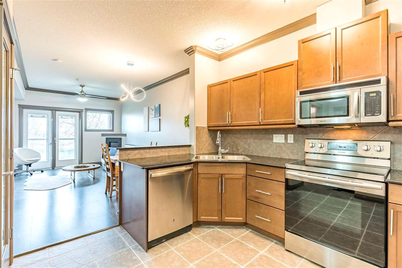Main Photo: 204 10121 80 Avenue in Edmonton: Zone 17 Condo for sale : MLS®# E4240603