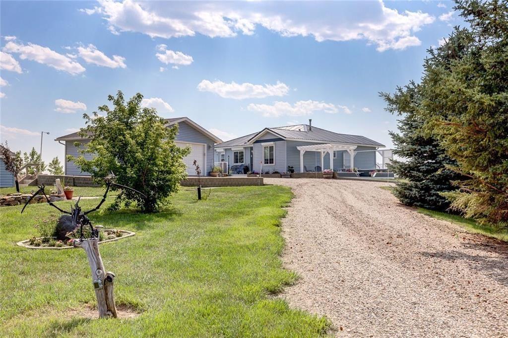 Main Photo: 174008B Range Road 214: Rural Vulcan County Detached for sale : MLS®# A1153640