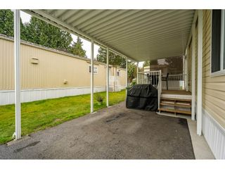 """Photo 24: 186 7790 KING GEORGE Boulevard in Surrey: East Newton Manufactured Home for sale in """"Crispen Bays"""" : MLS®# R2560382"""