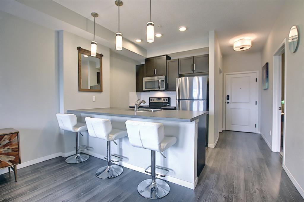 Main Photo: 302 10 Mahogany Mews SE in Calgary: Mahogany Apartment for sale : MLS®# A1109665