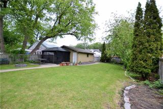 Photo 16: 115 Baltimore Road in Winnipeg: Riverview Residential for sale (1A)  : MLS®# 1915753