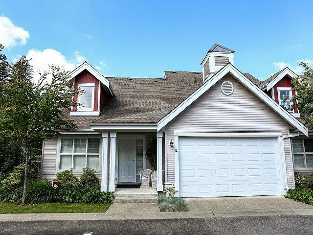 """Main Photo: 12 16995 64TH Avenue in Surrey: Cloverdale BC Townhouse for sale in """"The Lexington"""" (Cloverdale)  : MLS®# F1314303"""