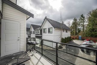 """Photo 19: 10 6767 196 Street in Surrey: Clayton Townhouse for sale in """"Clayton Creek"""" (Cloverdale)  : MLS®# R2555935"""