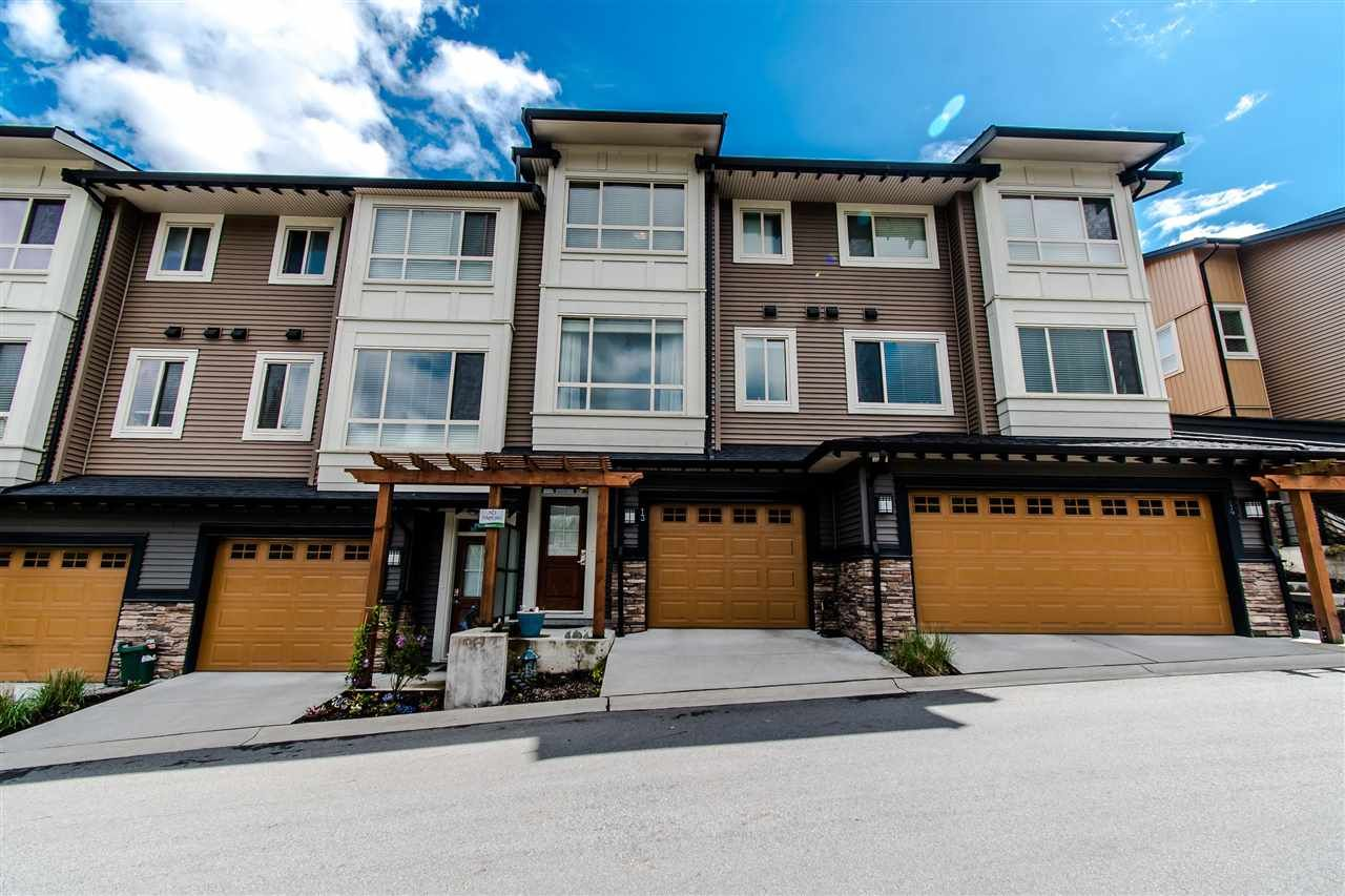 """Main Photo: 13 23986 104 Avenue in Maple Ridge: Albion Townhouse for sale in """"SPENCER BROOK ESTATES"""" : MLS®# R2361295"""