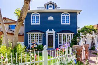 Photo 3: CORONADO VILLAGE House for sale : 5 bedrooms : 441 A Avenue in Coronado
