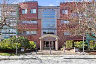 """Photo 1: 205 12025 207A Street in Maple Ridge: Northwest Maple Ridge Condo for sale in """"ATRIUM"""" : MLS®# R2472173"""