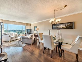 """Photo 7: 604 1045 QUAYSIDE Drive in New Westminster: Quay Condo for sale in """"Quayside Tower 1"""" : MLS®# R2582288"""