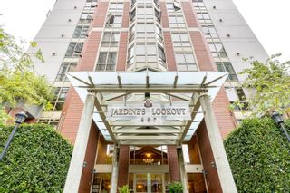 """Photo 2: 1203 867 HAMILTON Street in Vancouver: Downtown VW Condo for sale in """"JARDINE'S LOOKOUT"""" (Vancouver West)  : MLS®# R2613023"""