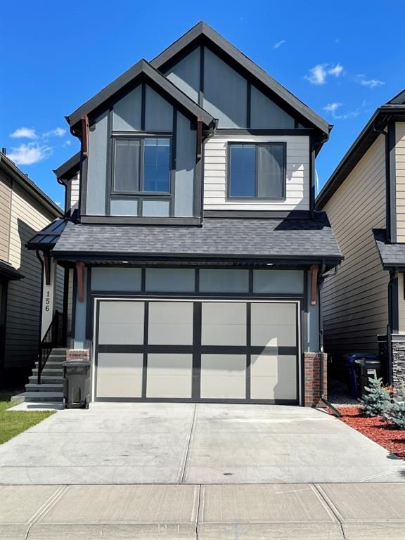 Main Photo: 156 Masters Crescent SE in Calgary: Mahogany Detached for sale : MLS®# A1142634
