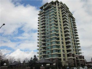 Photo 1: 1204 615 HAMILTON Street in New Westminster: Uptown NW Condo for sale : MLS®# V944995