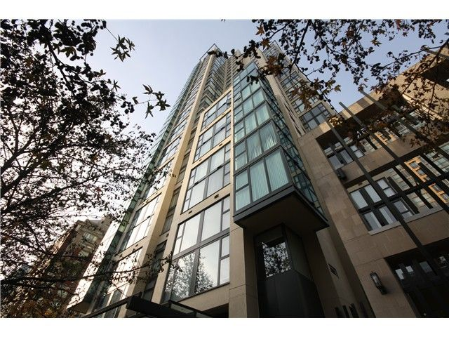 Main Photo: 1002 1155 HOMER Street in Vancouver: Yaletown Condo for sale (Vancouver West)  : MLS®# V1090356