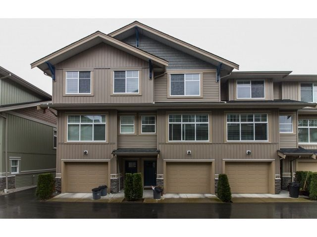 Main Photo: 28 20966 77A Avenue in Langley: Willoughby Heights Townhouse for sale : MLS®# R2053842