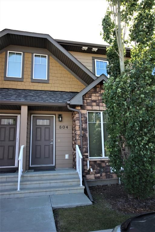Main Photo: 804 30 Carleton Avenue: Red Deer Row/Townhouse for sale : MLS®# A1137707