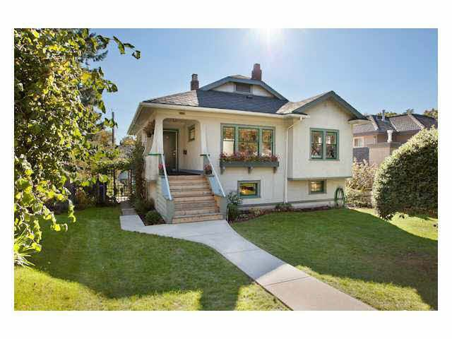 Main Photo: 2170 W 47TH AVENUE in : Kerrisdale House for sale : MLS®# V1034014