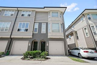"Photo 1: 102 7938 209 Street in Langley: Willoughby Heights Townhouse for sale in ""Red Maple Park"" : MLS®# R2478940"