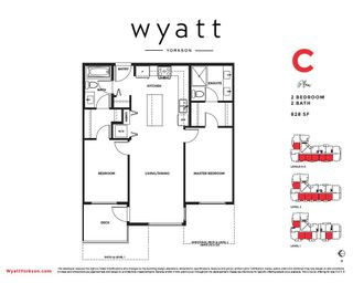 """Photo 24: 214 7811 209 Street in Langley: Willoughby Heights Condo for sale in """"WYATT"""" : MLS®# R2482004"""