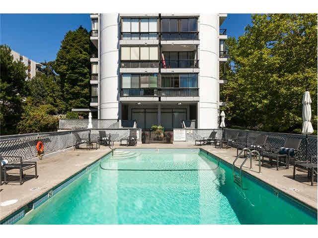 Main Photo: 102 650 16TH STREET in : Ambleside Condo for sale : MLS®# V1137379