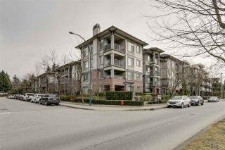Photo 1: 108 2468 ATKINS AVENUE in Port Coquitlam: Central Pt Coquitlam Condo for sale : MLS®# R2404934