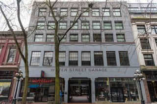 "Main Photo: 307 12 WATER Street in Vancouver: Downtown VW Condo for sale in ""THE MODERN GARAGE"" (Vancouver West)  : MLS®# R2072467"