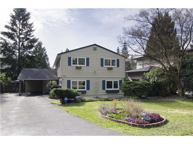 Main Photo: 1339 GREENBRIAR Way in North Vancouver: Edgemont House for sale : MLS®# V1109531
